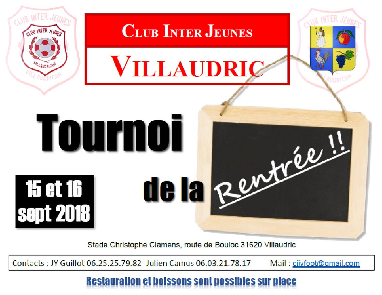 Affiche tournoi 2018-09